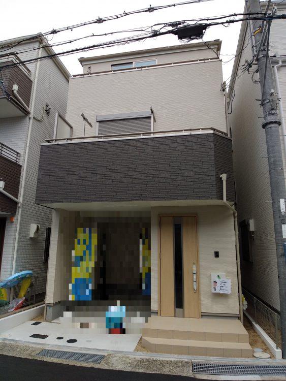 須磨区青葉町1 新築戸建 3590 外観