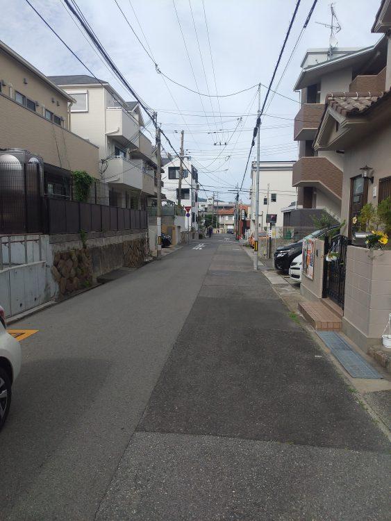 灘区赤坂通1 新築戸建 5250 接道1