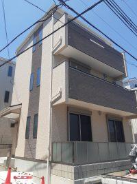 灘区赤坂通6 新築戸建 5180 D号地 外観