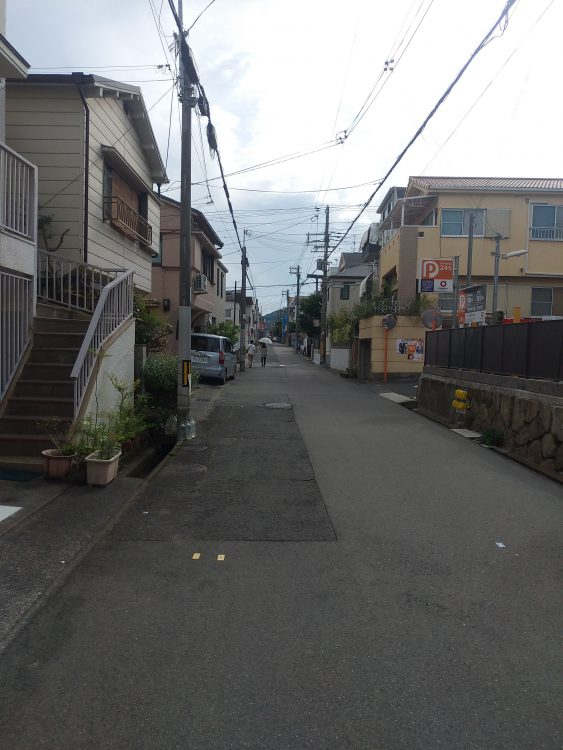 灘区赤坂通1 新築戸建 5250 接道2