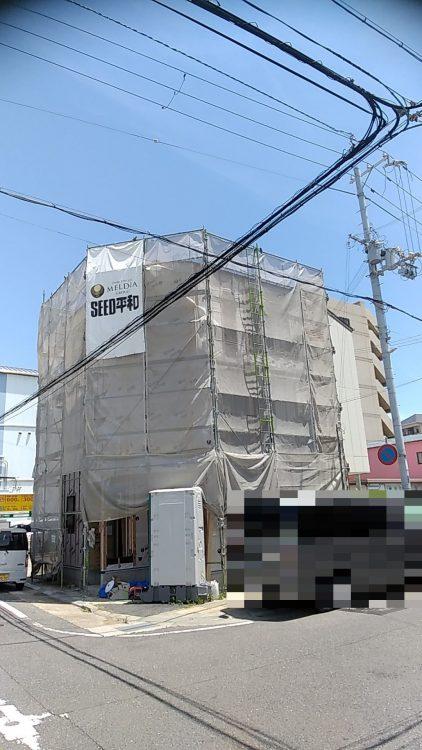長田区西尻池2 新築戸建 3880 外観