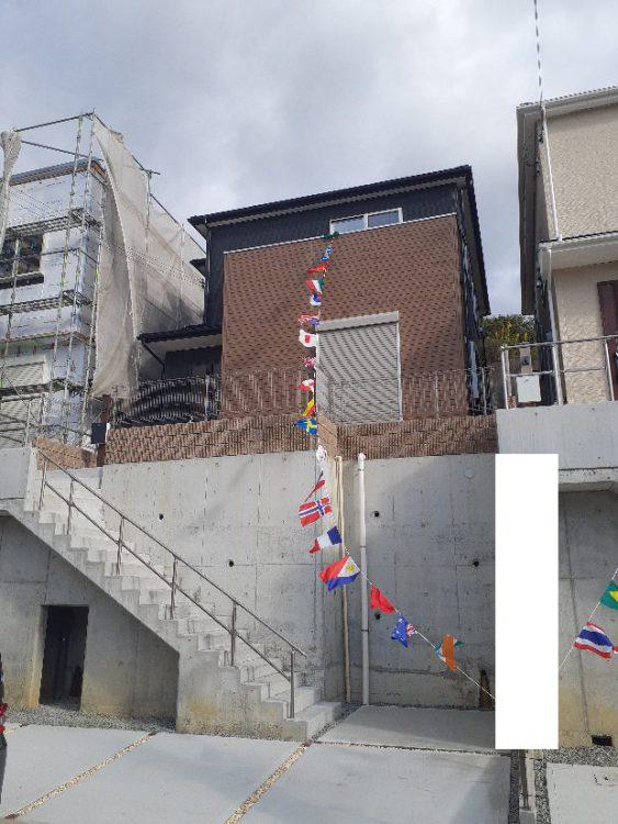 垂水区名谷町字桜ケ谷 新築工事3号 2980GG