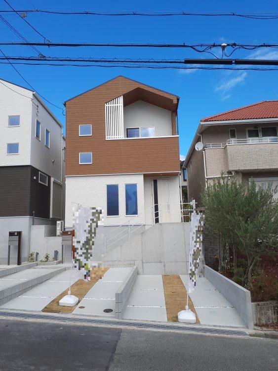須磨区北落合5 新築戸建2 3980