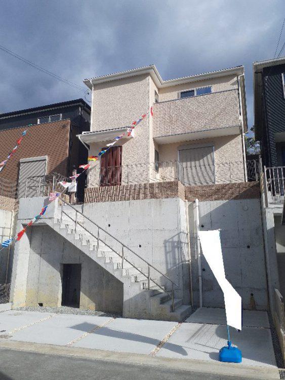 垂水区名谷町字桜ケ谷 新築工事2号 2980GG