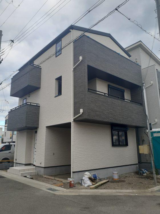 兵庫区吉田町1 新築戸建A-1 4380 外観